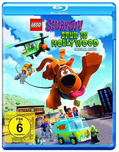 LEGO Scooby Doo! - Spuk in Hollywood [Blu-ray] von Warner Home Video
