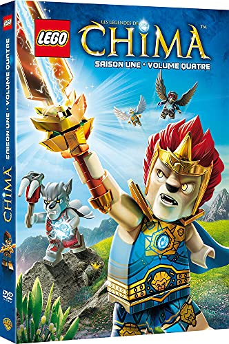 Lego : légendes de chima, saison 1, vol. 4 [FR Import] von Warner Home Video