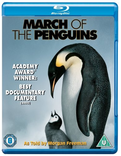 March of The Penguins [Blu-ray] [UK Import] von Warner Home Video