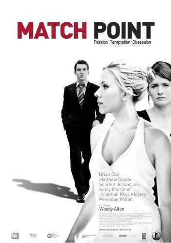 Match Point [UK Import] von Warner Home Video