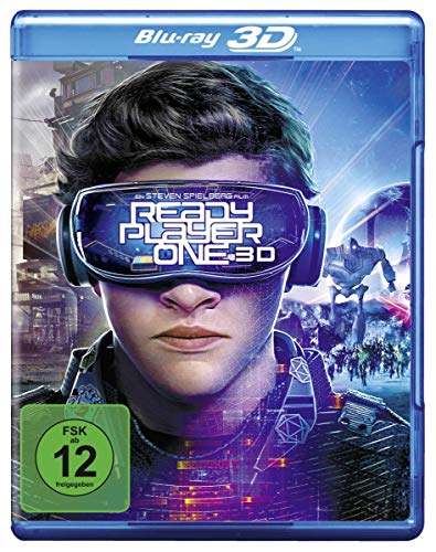 Ready Player One [3D Blu-ray] von Warner Home Video