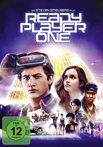 Ready Player One von Warner Home Video