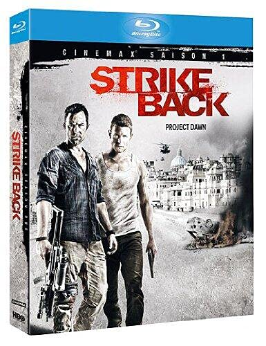Strike back saison 1: projet dawn [Blu-ray] [FR Import] von Warner Home Video