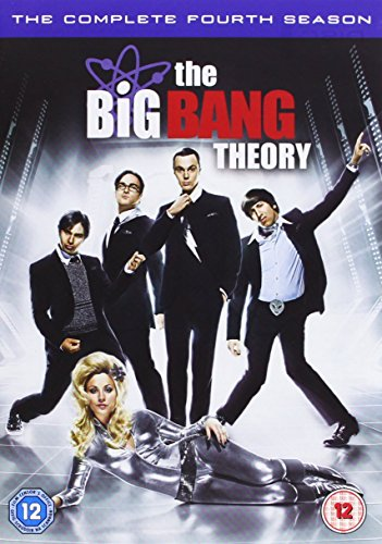 The Big Bang Theory - Season 4 [UK Import] von Warner Home Video