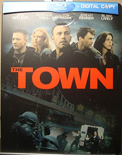 The Town - Limited Edition Steelbook (Blu-ray + DVD + Digital Copy) [CA Import] von Warner Home Video