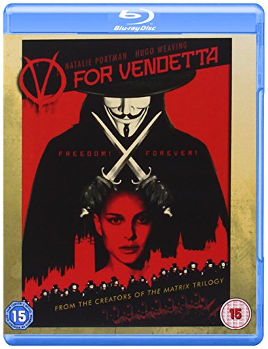V For Vendetta [Blu-ray] [UK Import] von Warner Home Video