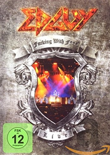 Edguy - Fucking With Fire: Live von Warner Music Group Germany