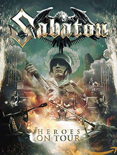 Sabaton - Heroes On Tour [Blu-ray] von Nuclear Blast (Rough Trade)