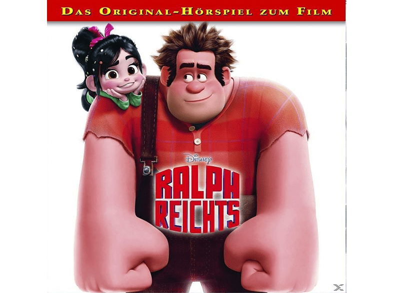 Disneys Ralph reichts - (CD) von KIDDINX DISNEY