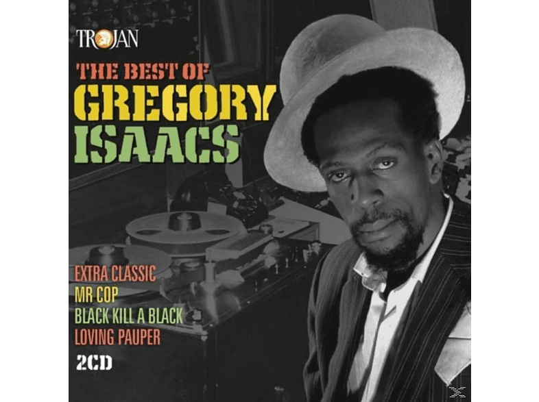 Gregory Isaacs - The Best Of Gregory Isaacs [CD] von BMG/TROJAN