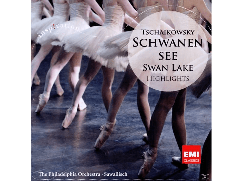 Sawallisch, The Philadelphia Orchestra - SCHWANENSEE - HIGHLIGHTS [CD] von WARNER CLA
