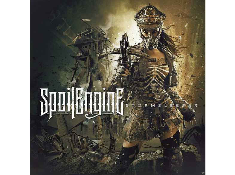 Spoil Engine - Stormsleeper [CD] von ARISINGEMP