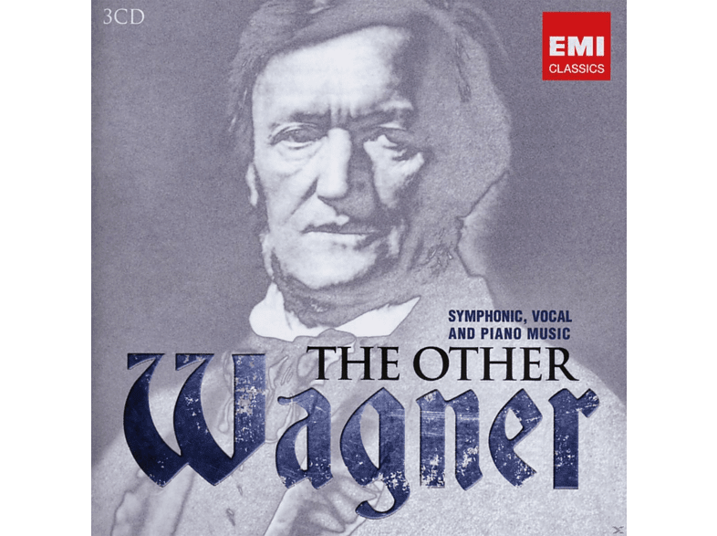 VARIOUS - The Other Wagner [Box-Set] [CD] von WARNER CLA