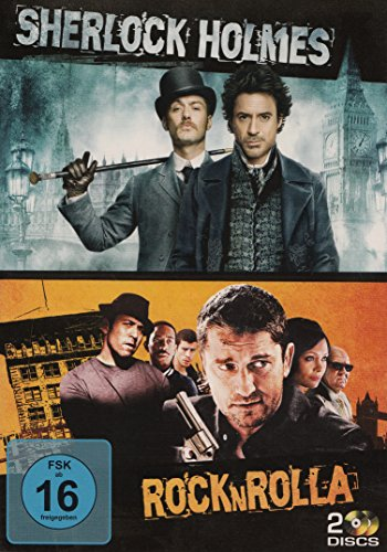 Guy Ritchie : Sherlock Holmes / Rock 'N' Rolla - 2 DVD Set von Warner