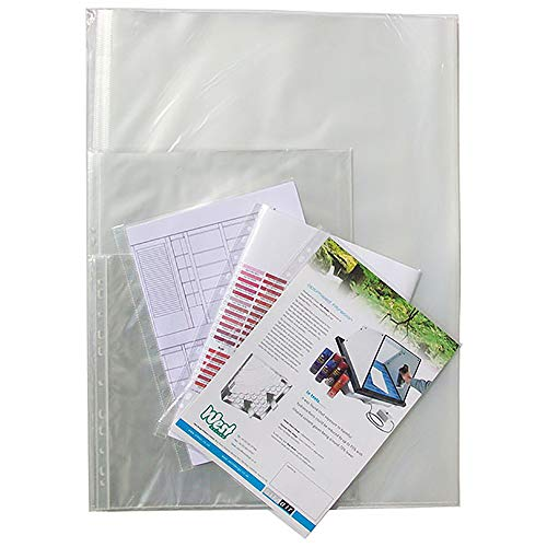 West A4 Course Book Display Sleeves Pack of 20