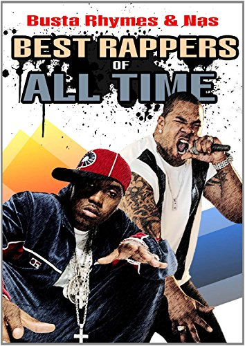 Best Rappers Of All Time: Busta Rhymes & Nas (2 discs) [UK Import] von Wienerworld
