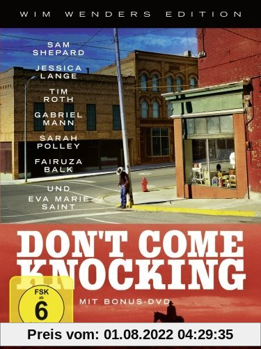 Don't Come Knocking [Special Edition mit Bonus-DVD] von Wim Wenders