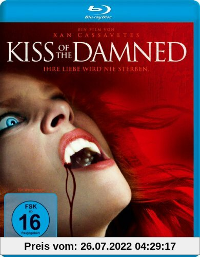 Kiss of the Damned [Blu-ray] von Xan Cassavetes