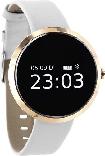 X-WATCH Siona XW Fit Smartwatch Weiß von Xlyne