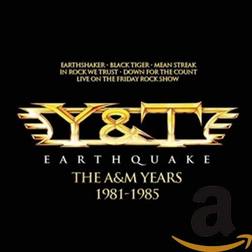 Earthquake - The A&M Years von Y&T