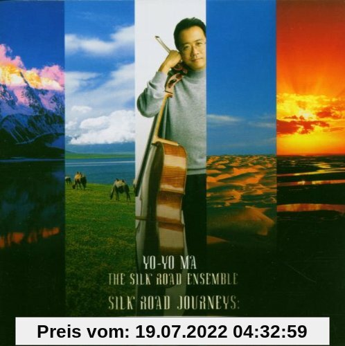 Silk Road Journeys: Beyond the Horizon von Yo-Yo Ma