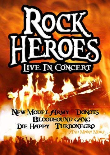 Various Artists - Rock Heroes. Live in Concert von ZYX Music GmbH & Co.KG