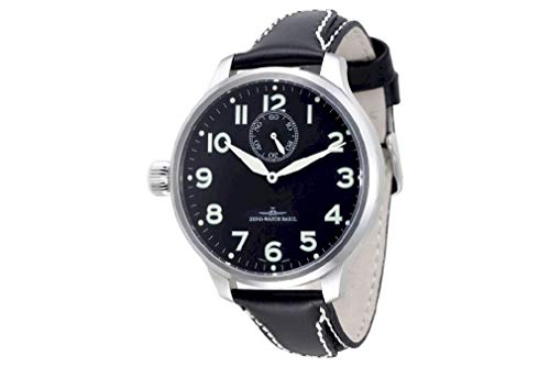 Zeno-Watch Herrenuhr - Super Oversized SOS Winder Lefthander - 9558SOS-12Left-a1 von Zeno Watch Basel