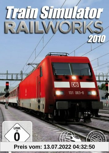 Train Simulator - Railworks 2010 von aerosoft