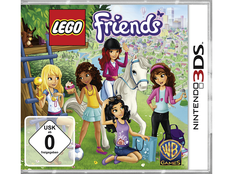 Lego Friends (Software Pyramide) [Nintendo 3DS] von AK TRONIC