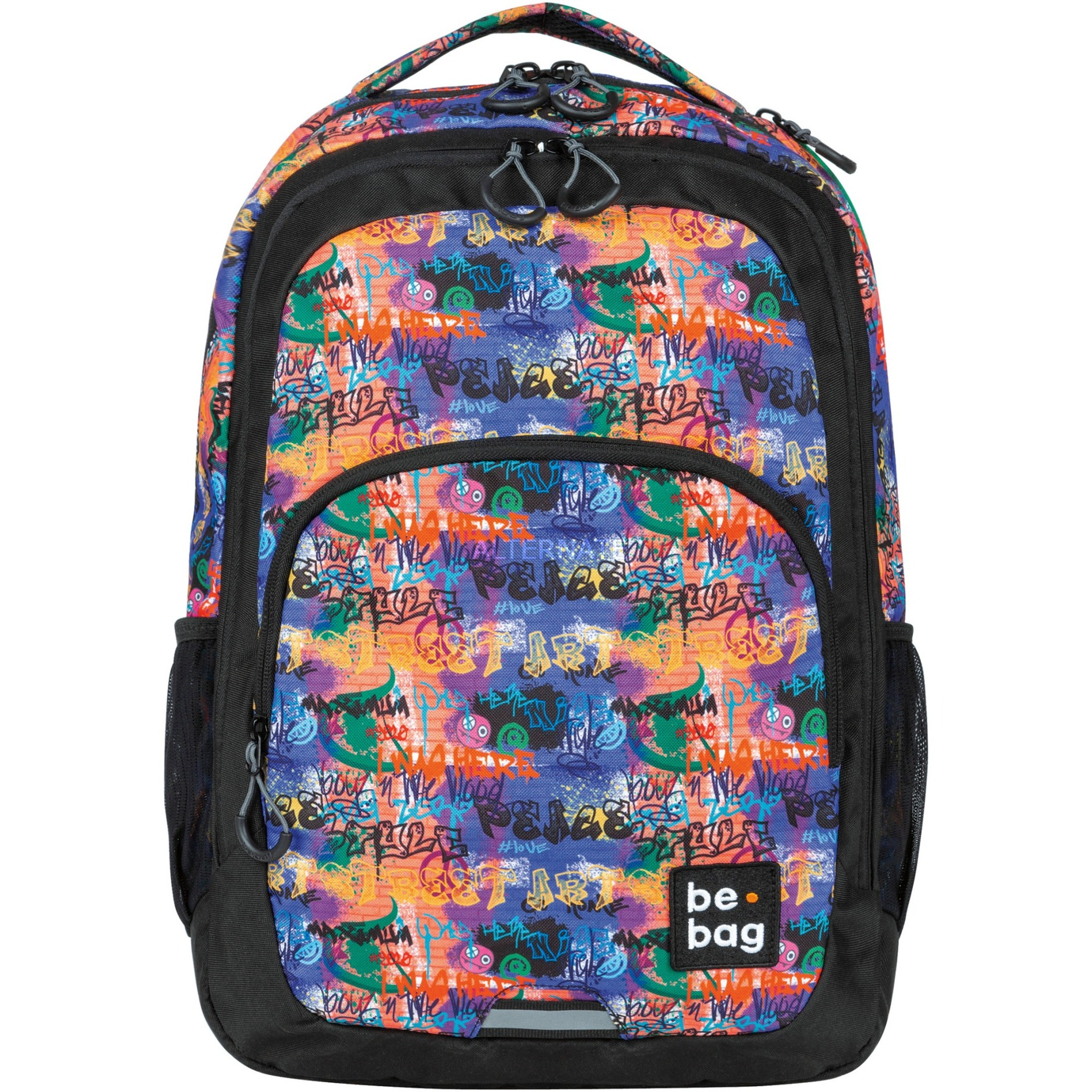 be.ready street art no 1, Rucksack von be bag