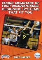 Anne Kordes: Taking Advantage of Your Disadvantages: Designing Systems that Fit You (DVD) by Anne Kordes