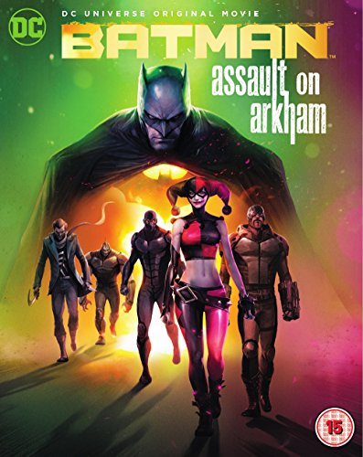 Batman: Assault On Arkham [Blu-ray] [2016] [UK Import]