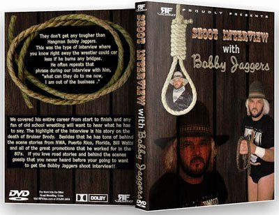 Bobby Jaggers Shoot Interview DVD by RF Video