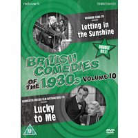 British Comedies of the 1930s Vol. 10 (Letting in the Sunshine/Lucky to Me) von Network