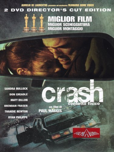 Crash - Contatto Fisico (Director's Cut) (2 Dvd) by sandra bullock