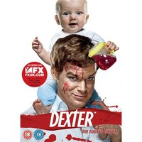 Dexter - Season 4 von Paramount Home Entertainment