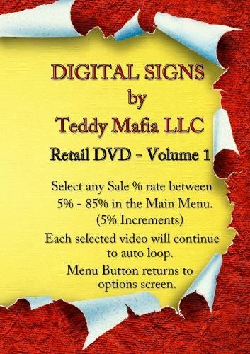 Digital Signage - Retail DVD #1