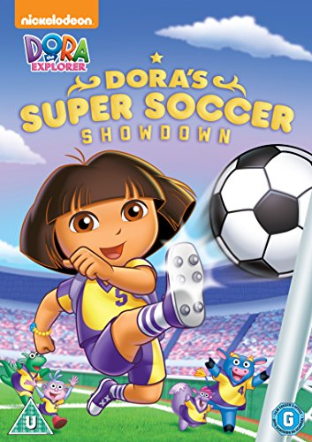 Dora's Super Soccer Showdown [DVD-AUDIO]