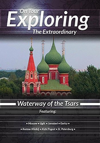 Exploring the Extraordinary Waterway of the Tsars by Arcadia Films
