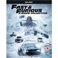Fast & Furious 8-Film Collection von Universal Pictures