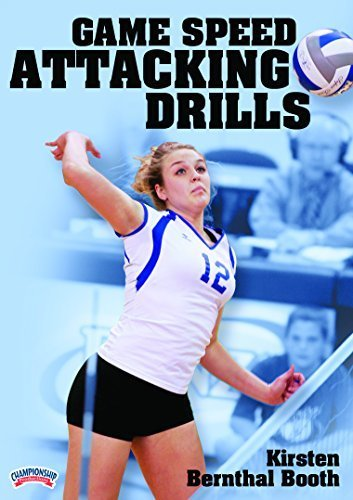 Game Speed Attacking Drills by Kirsten Bernthal-Booth