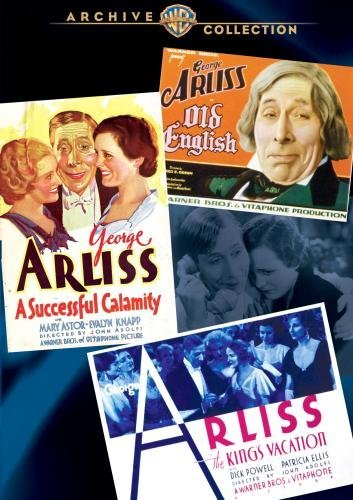 George Arliss Collection (3 Disc)