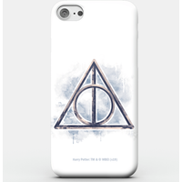 Harry Potter Phonecases Deathy Hallows Phone Case for iPhone and Android - iPhone 7 - Snap Hülle Matt von Harry Potter