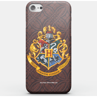 Harry Potter Phonecases Hogwarts Crest Phone Case for iPhone and Android - Samsung S6 Edge - Snap Hülle Matt von Harry Potter