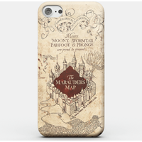 Harry Potter Phonecases Marauders Map Phone Case for iPhone and Android - iPhone 6 Plus - Snap Hülle Matt von Harry Potter