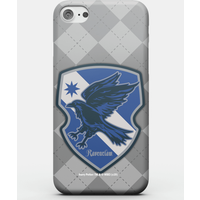 Harry Potter Phonecases Ravenclaw Crest Phone Case for iPhone and Android - iPhone 7 - Snap Hülle Glänzend von Harry Potter