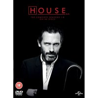House - Complete Season 1-8 von Universal Pictures