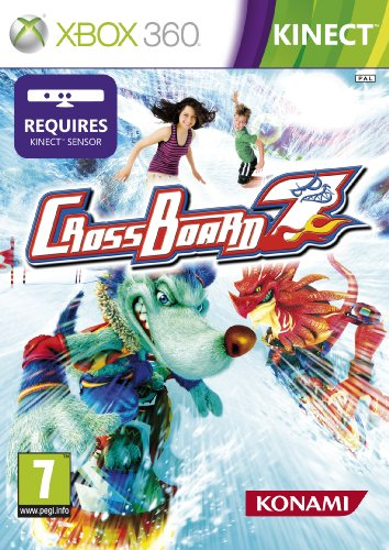 [Import Anglais]Kinect Crossboard 7 Game XBOX 360