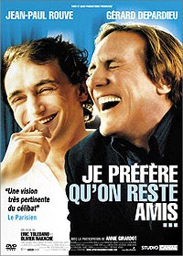 Je Prefere Qu'on Reste Amis (French Only) [FR Import] von Studio Canal