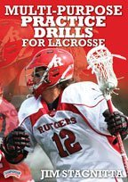 John Stagnitta: Multi-Purpose Practice Drills for Lacrosse (DVD)